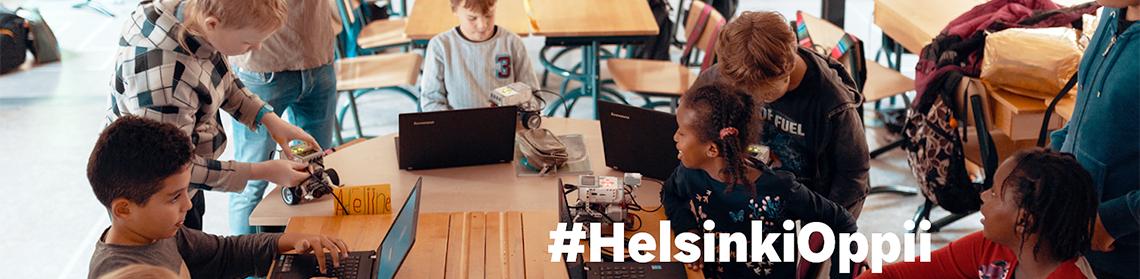 Helsingin koulublogit